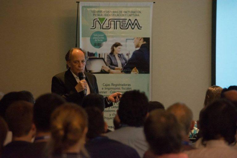 Presentación en City Center Rosario