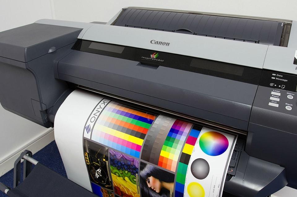 Canon imagePROGRAF 8 Colores