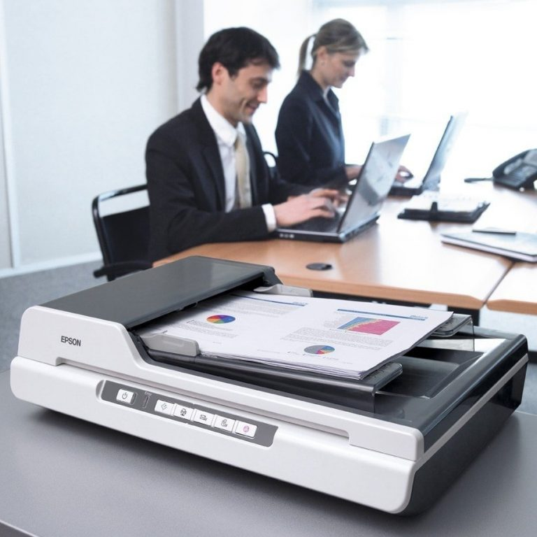 Epson Escaner digilitizador de documentos GT-1500