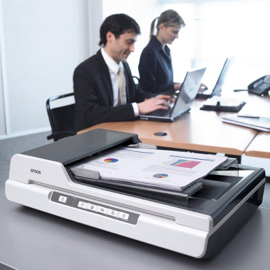 Epson Escaner digilitizador de documentos GT-1500