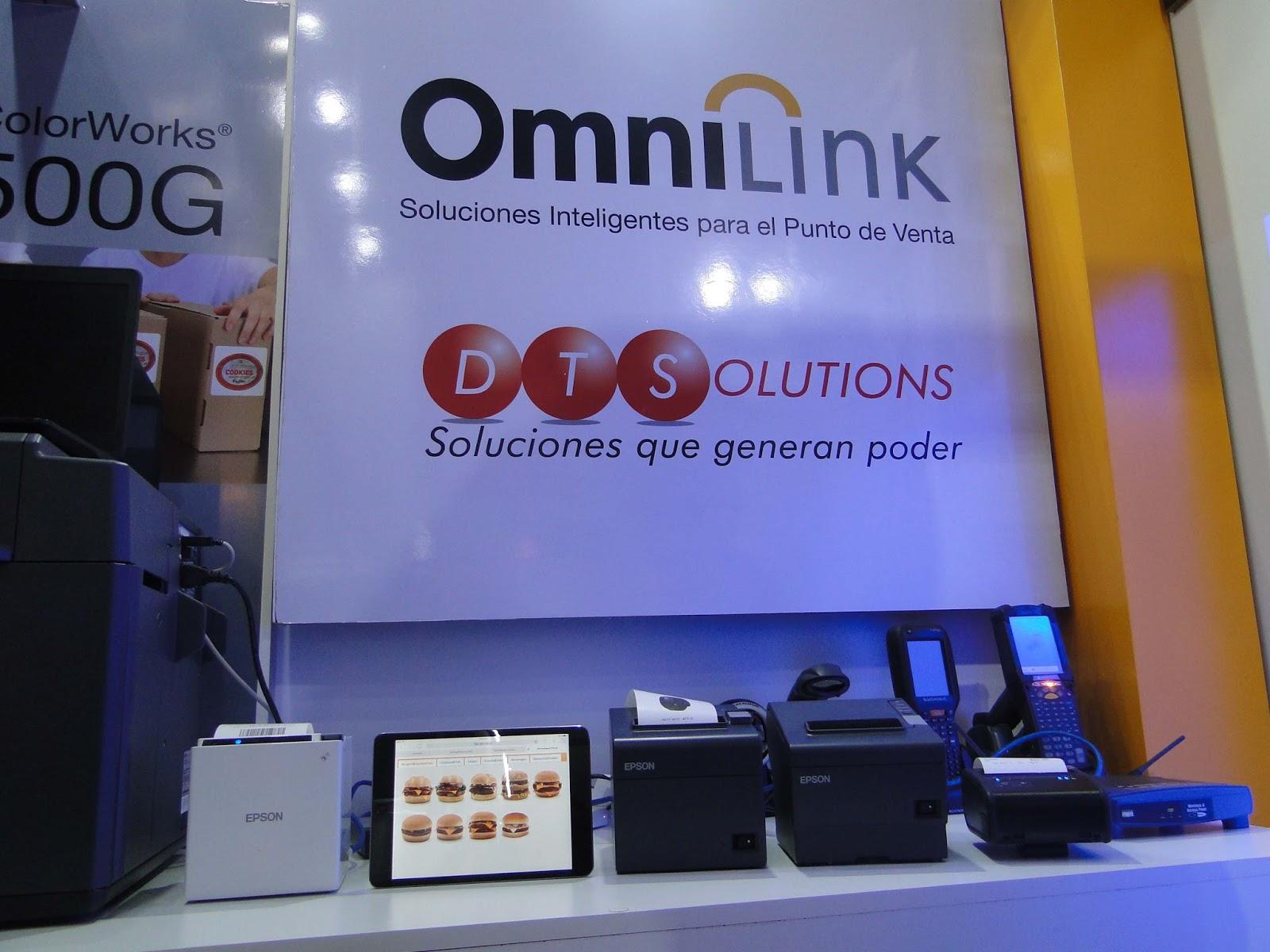 Nueva línea de soluciones inteligentes Epson OmniLink