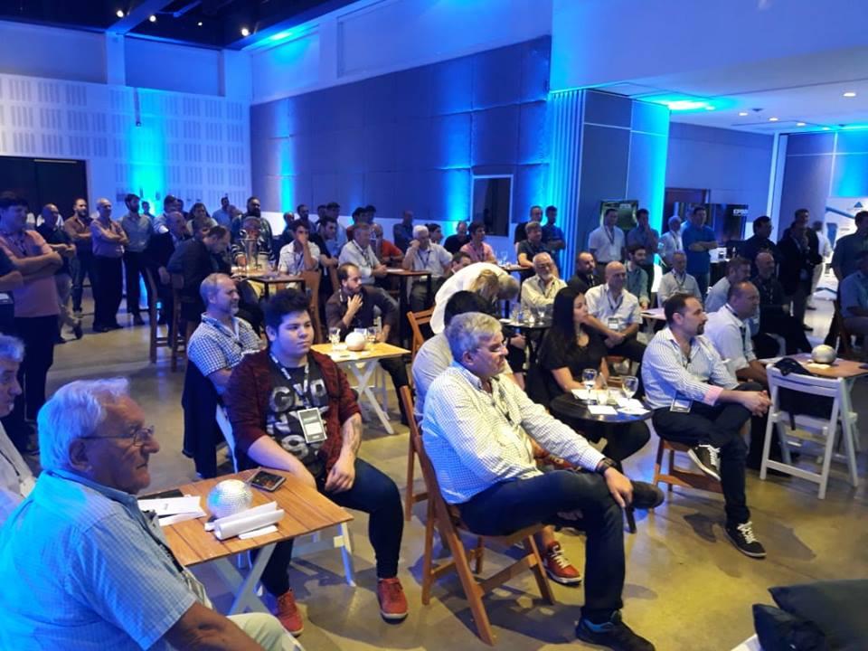 Epson Argentina, filial de la compañia Seiko Epson Corporation junto a System Rosario llevaron a cabo el evento EPSON EXPERIENCE 2018.